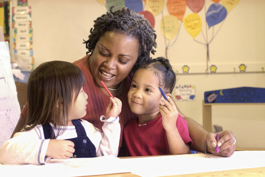 Photo: Following a national gathering in Washington, D.C., hundreds of child care experts and advocates are now back home, ready to share new ideas on how child care programs can be rated for quality and improved where needed. Photo courtesy: Build Initiative.