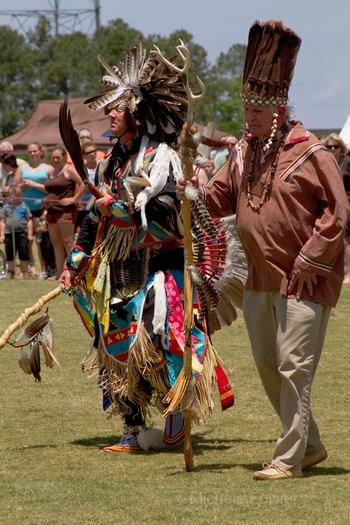 PHOTO: The Nansemond Indian tribe is planning to build a cultural center and replica Indian village on property that used to belong to its ancestors. Photo Credit: Jesse Bass