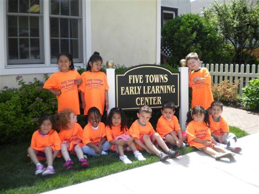 """Photo: Children at Five Towns Early Learning Center on Long Island where """"Pepper"""" Robinson says many middle-income working parents are priced out of regulated child care. Credit: ELC Staff"""