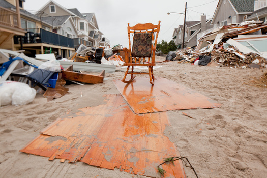 PHOTO: Ten months after Hurricane Sandy devastated wide areas of New York, including Long Beach, very little of the Congressionally-approved $60 billion in rebuilding funds has been allocated. Courtesy FEMA.