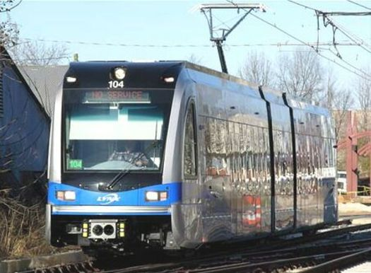 Photo: Charlotte offers a light rail system for commuters. Courtesy: lightrailnow.org