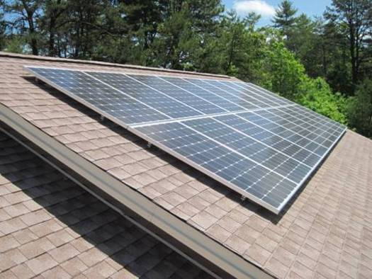 Photo: Solarize Asheville offers an affordable way to harness solar energy. Courtesy: Solarize Asheville