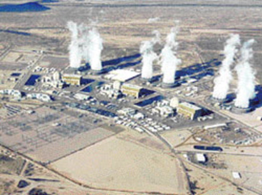 PHOTO: A court action under way this week could halt the process to build a nuclear power plant near Green River, Utah. Image courtesy of the U.S. government.