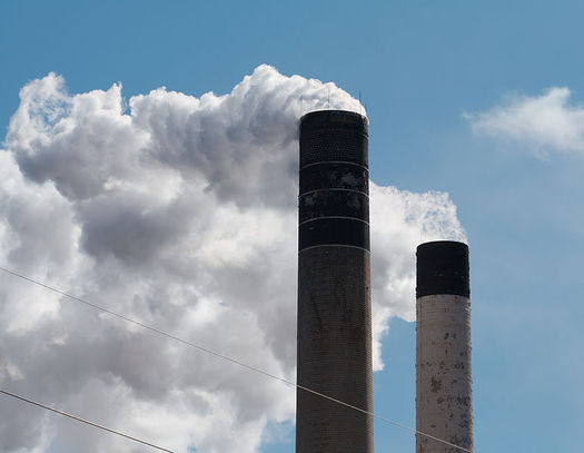 """PHOTO: The Obama administration's tough new requirements to limit carbon pollution from new power plants are being hailed as """"bold"""" by some business leaders in Massachusetts."""