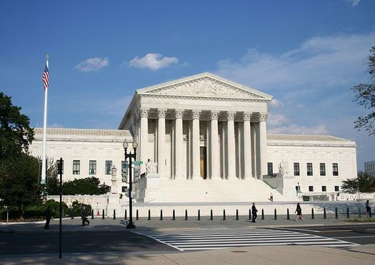 The U.S. Supreme Court is considering a case that could mean rich individuals would be allowed to give multimillion dollar donations to political campaigns.