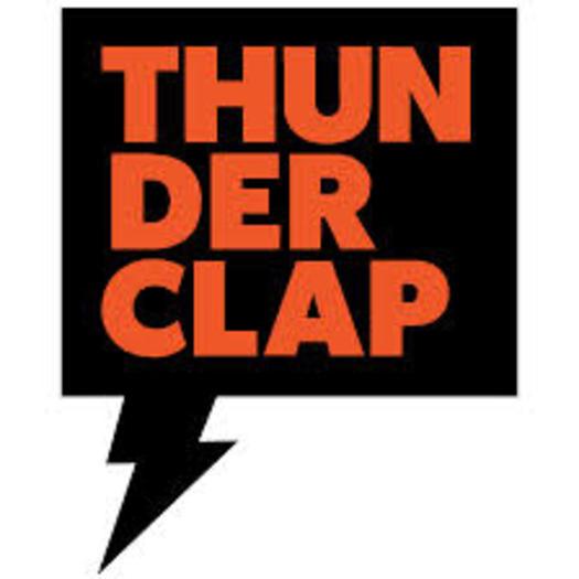 Photo: The SCSJ will use Thunderclap to spread their message via social media. Courtesy: Thunderclap