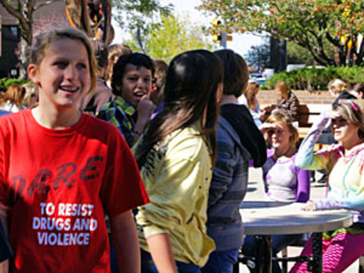 """PHOTO: """"Step Up for Kids Day"""" is tomorrow (Tuesday) in Casper. It's an annual proclamation by the city to highlight childhood programs and explain the needs of children in Wyoming. Photo courtesy Equality State Policy Center."""