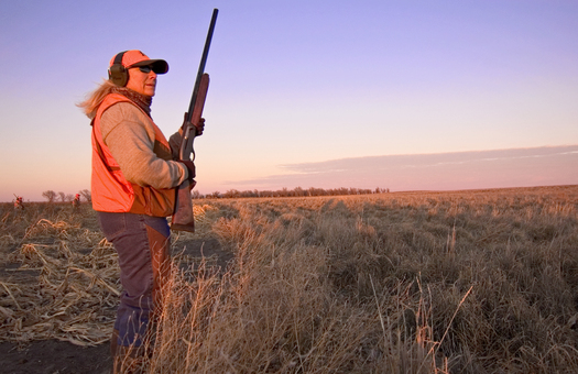 Pheasant hunting in South Dakota. Image credit: South Dakota Department of Tourism