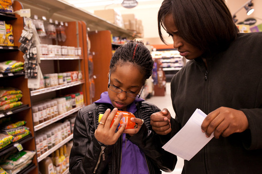 PHOTO: The Cooking Matters At The Store event Tuesday in the Walmart at Little Rock's Riverdale Shopping Center will be a free chance for families to learn some tricks for making nutritious meals on a budget.