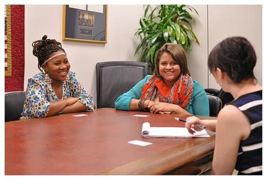 Youth groups in southern West Virginia are encouraging high school students to get involved in public policy issues, which at times means meeting with the staff of public officials. PHOTO courtesy of the AFSC.