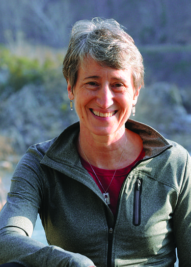 "PHOTO: Interior Secretary Sally Jewell is pushing for full funding for public lands conservation and more ""balance"" in development decisions. She spoke to the National Press Club. Photo courtesy of DOI.gov."