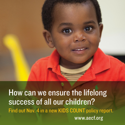 PHOTO: There should be greater focus and more funding for high-quality education during the critical first eight years of a child's life, according to Chris Hollis with New Mexico Voices for Children. Image courtesy of Kids Count.