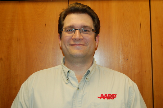 PHOTO: AARP-Wisconsin's Sam Wilson says there are more than a half-million caregivers over age 18 providing care for their adult family members around the state. Courtesy AARP-Wisconsin.