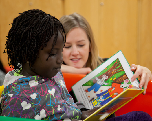 """PHOTO: Entering kindergarten """"school ready"""" can set a child on a positive path academically, but a large portion in Minnesota are behind the curve when they enter that first-grade classroom. Courtesy BC/BS of MN Foundation"""