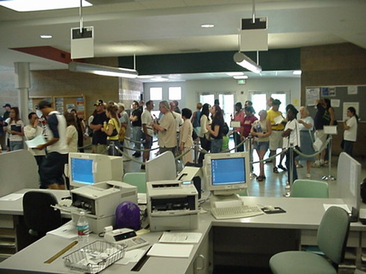 PHOTO: Thousands Nevadans may take advantage of a new law taking effect in early January making Driver Authorization Cards available to people living in the U-S illegally. Photo courtesy Nevada DMV.