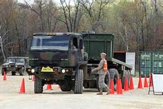 PHOTO: New Mexico Governor Susana Martinez has started a program that will help military veterans get commercial drivers licenses. Photo courtesy of the U-S Army.