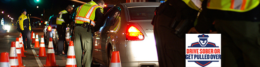 PHOTO: Driving under the influence of alcohol or drugs this holiday season will not be tolerated, according to the Utah Highway Patrol. Photo courtesy UHP.