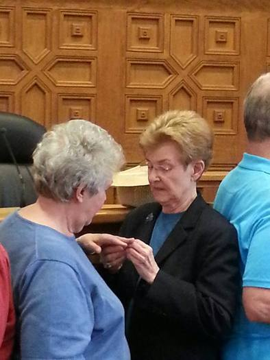 PHOTO: This week, New Mexico has become the 17th state to allow same-sex couples to marry, following a state Supreme Court decision. Photo courtesy ProgressNow New Mexico.