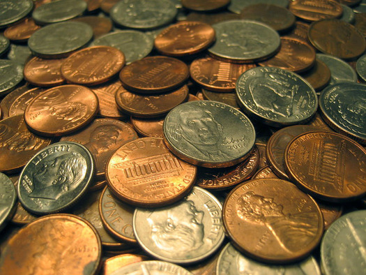 PHOTO: Missouri joins 12 other states in raising the minimum wage, but some say those extra nickels and dimes won't go far toward helping the plight of the state's working poor. Photo courtesy of Wikimedia Commons.