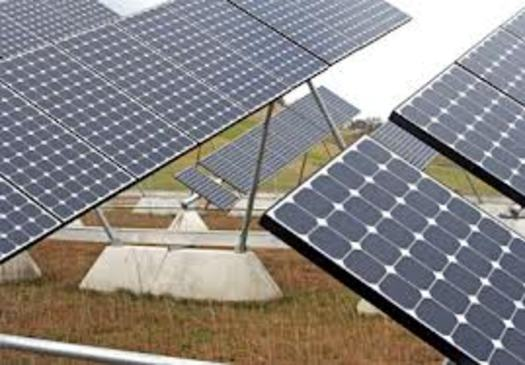 PHOTO: Some of eastern Oregon's public land could be prime for solar or wind development, and legislation in Congress would ensure that counties get a cut of the revenue. Photo courtesy sunpowercorp.com.