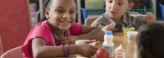 "PHOTO: Share Our Strength's ""No Kid Hungry"" campaign is highlighting the importance of school boards in ending childhood hunger in Maryland, through programs such as school breakfast. Photo courtesy USDA."