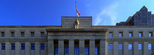 Photo: State Supreme Court in Raleigh. Courtesy: Center for Death Penalty Litigation