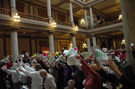 PHOTO: AARP Indiana says there are legislative priorities policymakers should keep in mind that will help all Hoosiers, including those age 50 and older. Photo courtesy of AARP Indiana.