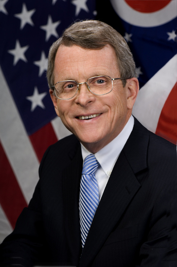 PHOTO: Law enforcement leaders in Ohio, including Attorney General Mike Dewine, are stepping up awareness of human trafficking to help victims and bring perpetrators to justice. Photo credit: Attorney General's Office.