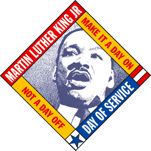 IMAGE: Thousands of Indiana volunteers will give back in their own communities during today's National Day of Service, honoring the legacy of Dr. Martin Luther King, Jr.