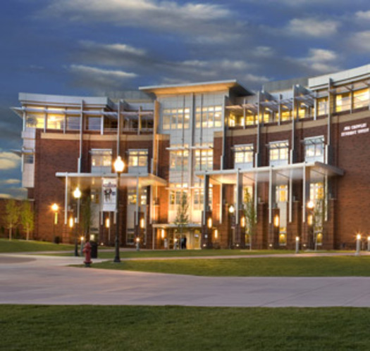 PHOTO: The University of Nevada-Reno is considering a campuswide tobacco ban. Image courtesy of the University of Nevada-Reno.