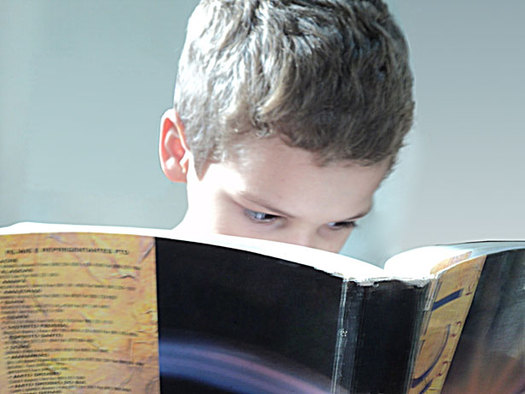 PHOTO: A new study finds nearly 7-in-10 of Arkansas 4th-graders are reading below grade level, and the reading gap between high- and low-income students is growing. CREDIT: publicdomainpictures.net