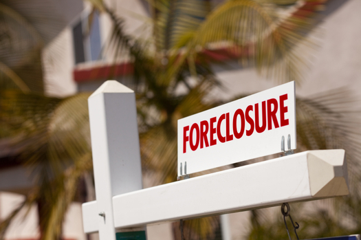 "PHOTO: Oregon gets a ""D"" on a new national scorecard for its 3.5 percent foreclosure rate and general lack of affordability for home ownership. Photo credit: iStockphoto.com."