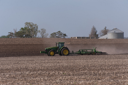 PHOTO: An amendment to limit certain farm payments is not in the new five-year Farm Bill that's expected to be voted on today in the U-S House. Photo credit: Carl Wycoff
