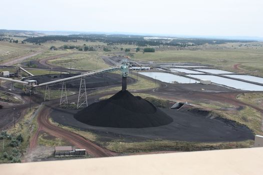 PHOTO: The Government Accountability Office (GAO) has issued a report on the federal coal management program at the Bureau of Land Management. It notes problems relating to competition, and oversight to determine fair market value. Photo courtesy of mt.gov