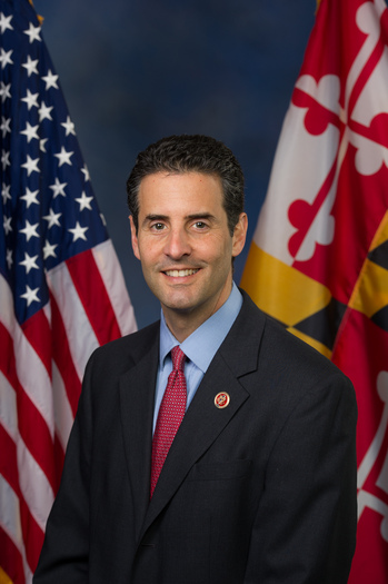 "PHOTO: Rep. Sarbanes is the lead sponsor of the ""Grassroots Democracy Act."" Courtesy of Rep. Sarbanes."