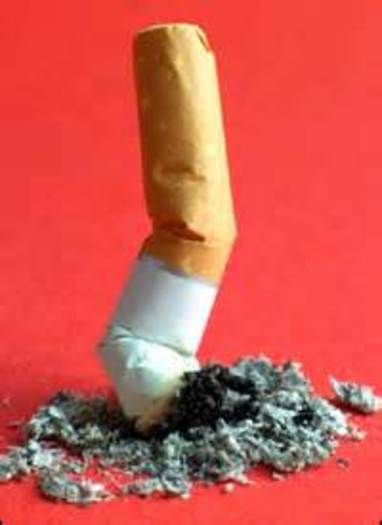 PHOTO: CVS Caremark's plan to kick the habit of selling tobacco products may help its customers also kick the habit. Photo courtesy of the National Institutes of Health.