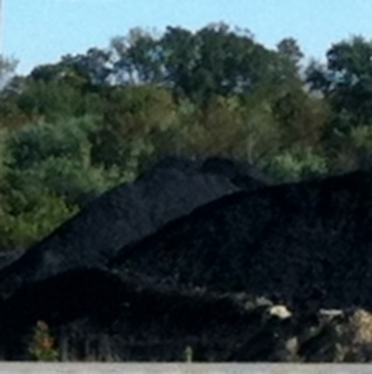 """PHOTO: There's majority support for moving the country """"entirely away from coal,"""" according to a new nationwide survey commissioned by the Sierra Club. Photo by Greg Stotelmyer."""