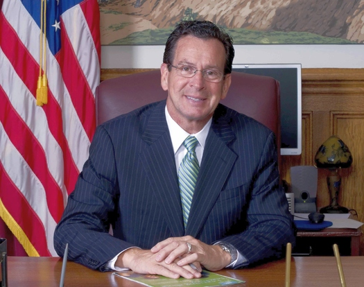 Photo: Governor Malloy is getting positive reviews for his decision to include the Community First Choice option in the latest version of the budget which lawmakers start to consider this week. Credit: Office of Governor Official Portrait