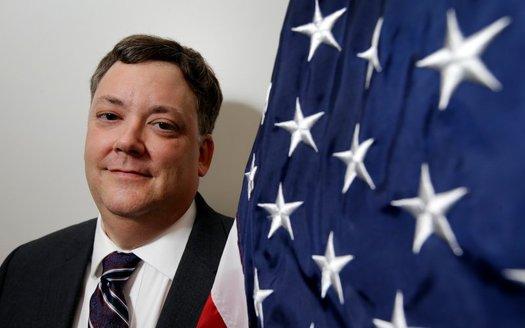 Alabama businessman Shaun McCutcheon is the plaintiff in a campaign-finance case before the U.S. Supreme Court.