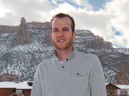 Photo: Craig Smith of Grand Junction is one of the thousands of young adults enrolled in the Colorado Health Exchange. Courtesy: Smith