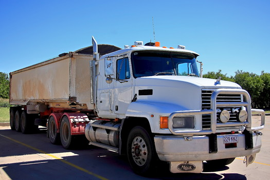 PHOTO: Trucks on New Hampshire roadways will face stricter fuel-efficiency standards under a new directive aimed at decreasing greenhouse gas emissions. Photo credit: morguefile.com.