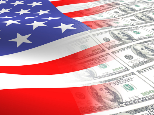 """PHOTO: The next big """"money in politics"""" decision is expected soon from the U.S. Supreme Court. McCutcheon v. FEC would lift limits on numbers of candidates for federal office that could receive contributions from a single donor. Photo credit: iStockphoto.com."""