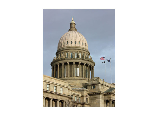 """PHOTO: The Idaho House is expected to vote on the so-called """"ag-gag"""" law this week, amid new concerns that it reaches onto public lands. Photo Credit: Deborah C. Smith."""
