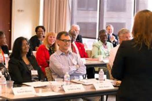 PHOTO: AARP Arizona is looking for volunteer presenters for its Community Educators Program. They�re looking to expand the program in western and northern Arizona. CREDIT: AARP
