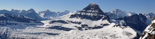 PHOTO: A new National Park Service (NPS) report shows NPS lands, such as Glacier National Park, are connected to more than $400 million a year in tourism spending in Montana. CREDIT: National Park Service.