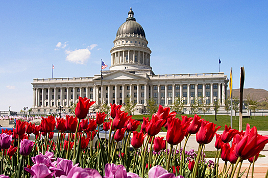"""PHOTO: The Utah Legislature has approved a resolution acknowledging """"atrocities"""" committed against Native Americans. Photo courtesy of the Utah Office of Tourism."""