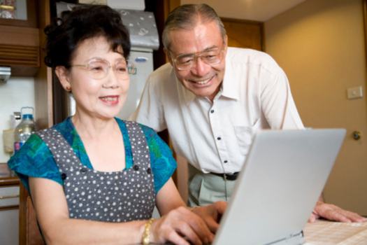 PHOTO: Internet fraud and a look at who's most likely to be victimized are the topics of a new study by AARP. The group also offers free resources to help people avoid scams, online and elsewhere. Photo courtesy CDC.