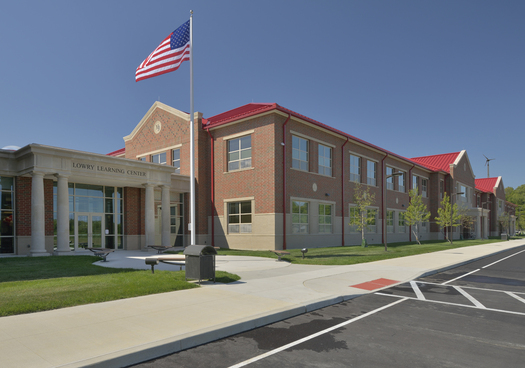 PHOTO: Programs that help schools such as Milton-Union High School become more energy efficient could be cut under a proposal under consideration in the state Senate. Photo courtesy: Milton-Union Schools.