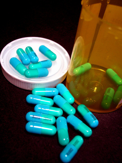 PHOTO: As grandparents are playing a bigger role in their grandchildren's lives these days, doctors are urging them to be more vigilant about how and where they store their medication. Photo courtesy of cohdra on morguefile.com