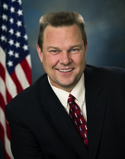 PHOTO: Sen. Jon Tester is sponsoring a bill requiring U.S. senators to file campaign finance reports online.(credit: Sen. Tester's office)